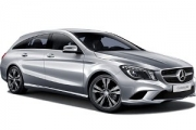 Mercedes CLA Shooting Brake (X117)
