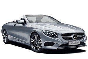 Mercedes S-Class Cabriolet (A217)