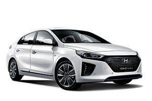 Hyundai IONIQ hybrid