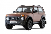 ВАЗ Lada 4x4 Bronto
