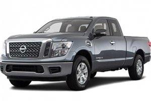 Nissan Titan King Cab