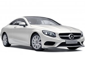 Mercedes S-Class Coupe (C217)