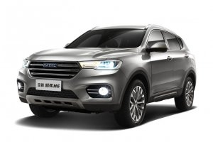 Great Wall Haval H6 Sport