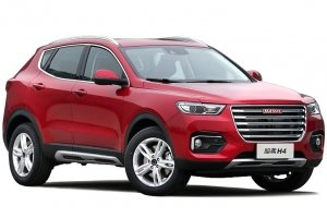 Great Wall Haval H4 Red Label