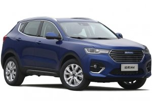Great Wall Haval H4 Blue Label