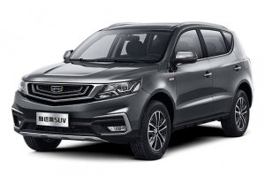 Geely Vision X6