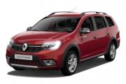 Renault Logan MCV Stepway