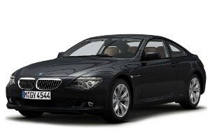 BMW 6 Series Coupe (E63)