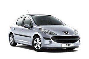 Peugeot 207 5-ти дверный
