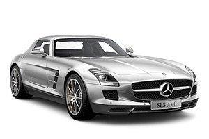 Mercedes SLS AMG Coupe (C197)