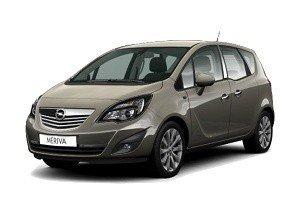 Opel Meriva B