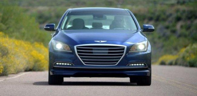 Hyundai Genesis станет внедорожником