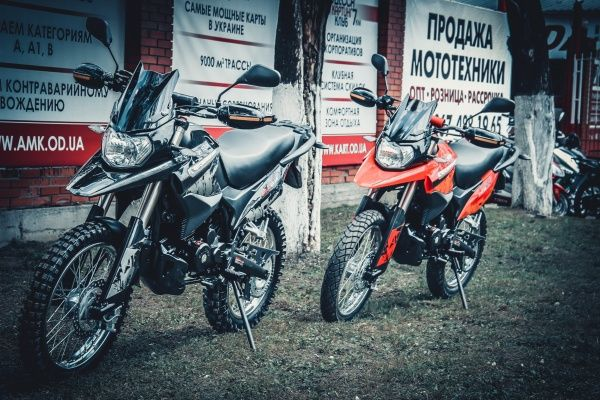 Shineray XY 250GY­6B  на Украине!