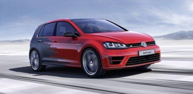 Обновленный Volkswagen Golf оснастят системой управления жестами