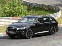 ������� ���� �������� ������� Audi Q7