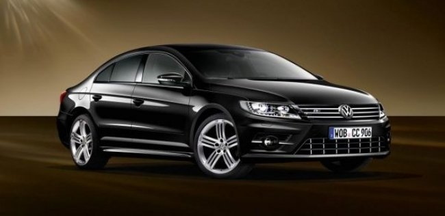 Volkswagen рассекретил специальную версию CC