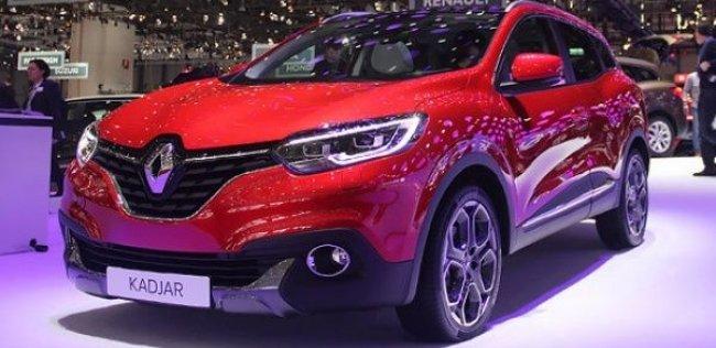 Renault Kadjar ������� «����������» ������