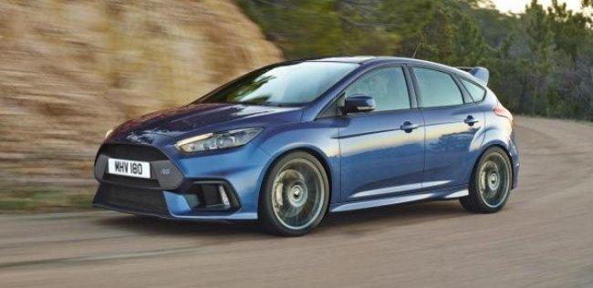 Ford Focus RS получил более мощный мотор, чем было заявлено