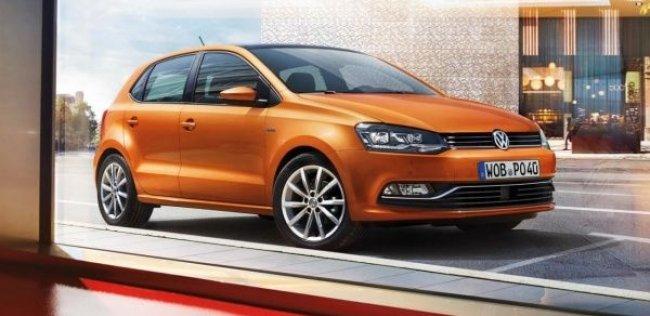 Volkswagen «поздравил» Polo специальной версией
