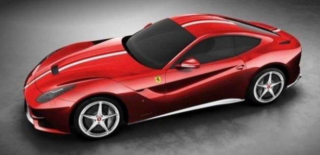Ferrari посвятила одну F12 Berlinetta 50-летию независимости Сингапура