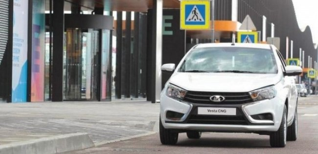 АвтоВАЗ представил двухтопливную Lada Vesta