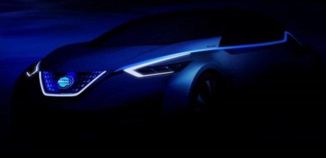 Nissan привезет в Токио предвестника нового Leaf