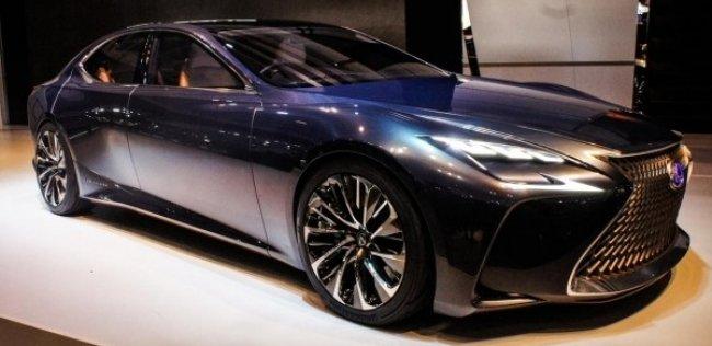 Lexus ����������� ������������ ������ LS