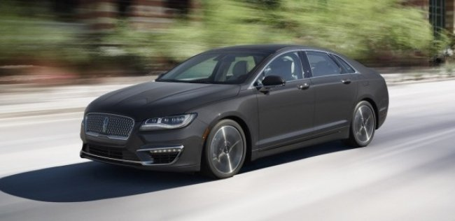 ����� Lincoln MKZ ��������� 405-������� ����������