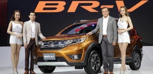В Таиланде представлен серийный Honda BR-V
