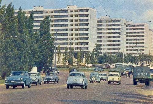 1969 год: