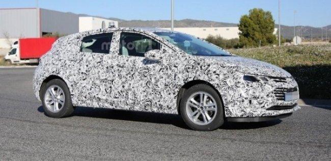 Chevrolet может представить в Детройте новый хэтчбек Cruze