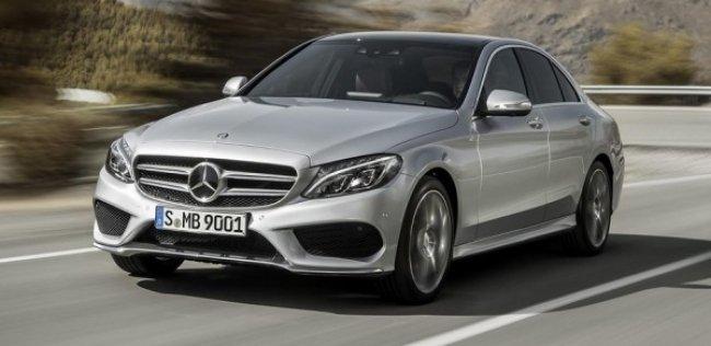 Продажи Mercedes-Benz за 2015 год выросли на 13,4%