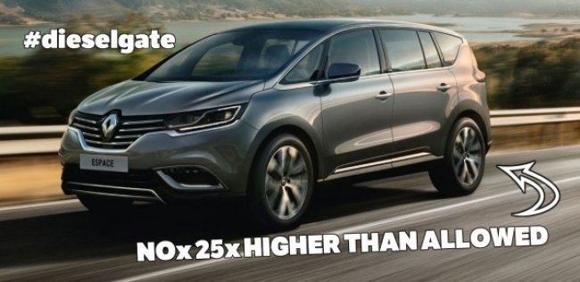 ����� �� VW � ���������� � ��������� �������� Renault � ����� ����� �� 20%
