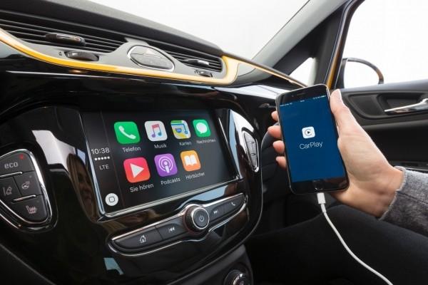 В «Автоцентре на Столичном» доступен к предзаказу Опель Корса с заключительным поколением системы IntelliLink