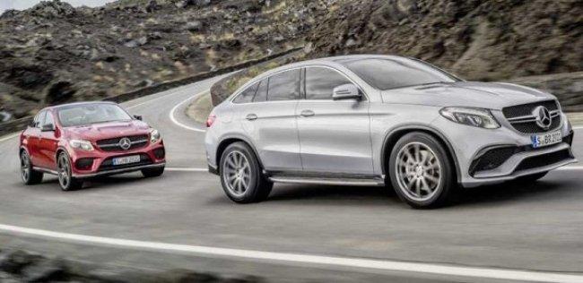 Mercedes-Benz успешно начал новый год