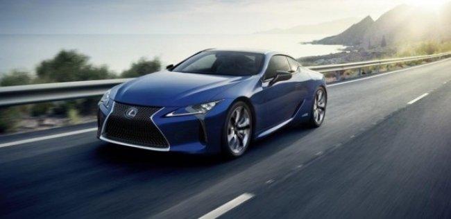 Lexus раасказал о гибридном спорткаре LC 500