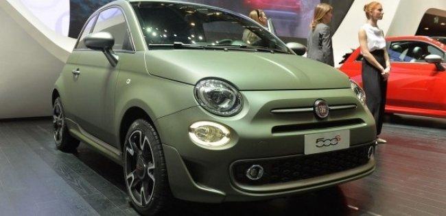 Fiat 500 получил комплектацию S