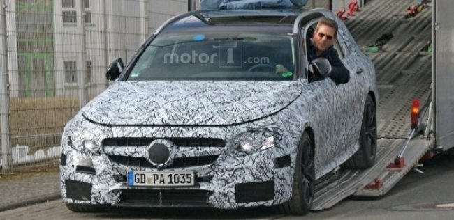 ��������� Mercedes-AMG E63 ��� ������� ������������ �� ����� ���������