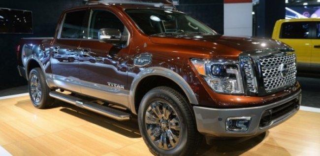 Nissan построил «маленький» пикап Titan