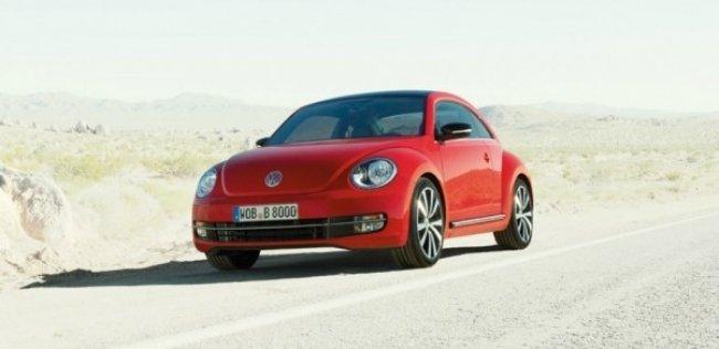 Volkswagen прекратит выпуск «Жука» в 2018 году