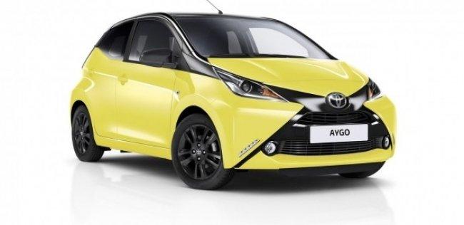 Toyota решила привлечь молодежь новым цветом