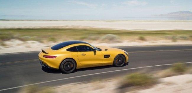 Трековый Mercedes-AMG GT привезут на фестиваль скорости в Гудвуд