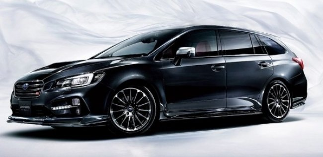 Subaru построила STI-универсал