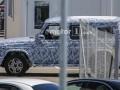 Mercedes-Benz G-Class нового поколения впервые замечен на тестах - фото 2