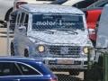 Mercedes-Benz G-Class нового поколения впервые замечен на тестах - фото 4