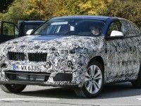 ������ ����� �������� BMW ������� � ������ ��������� X2