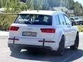 Суперлюксовый Audi Q8 замечен во время тестов - фото 11