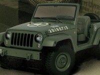 Jeep ������ Wrangler � ����� ������� ��������