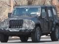 Jeep испытал Wrangler нового поколения в Долине Смерти - фото 1