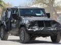 Jeep испытал Wrangler нового поколения в Долине Смерти - фото 3